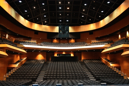 Helix Theatre Dublin